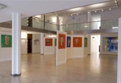 Ausstellung RGB Portraits